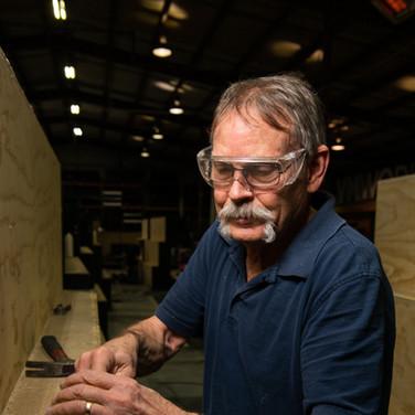 Danny Slate – Carpentry Shop Foreman/Show Logistics