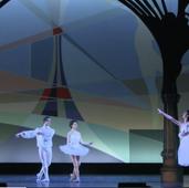 American in Paris Executive Producer:  Big League Productions Scenic Design:  Randel Wright