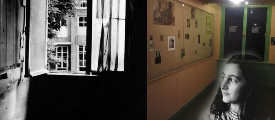 Anne Frank and the CaronaVirus