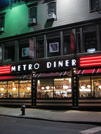 More Than Coffee: New York's Vanishing Diner Culture