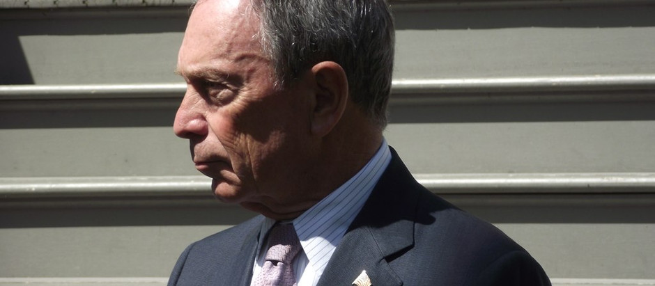 Michael Bloomberg and the US Presidency: A Sign of the Times?