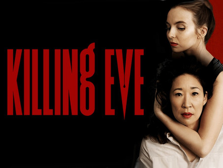 Killing Eve TV Series Review