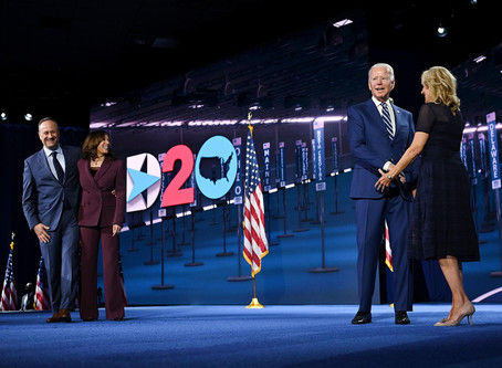 The Democratic Convention? Not So Much.
