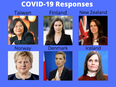 Female Leaders and COVID-19