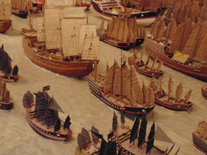 China's Original Maritime Influence: Zheng He's Ocean Voyages During the Ming Dynasty