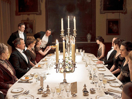 The Five Lessons of Downton Abbey