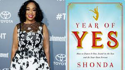 Shonda Rhimes Year of Yes Review