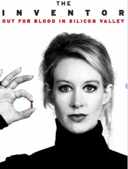 Movie Review: The Inventor: Out for Blood in Silicon Valley