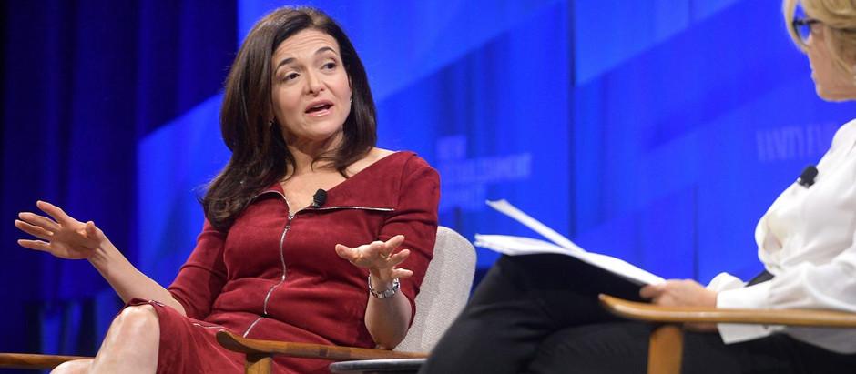 Katie Couric Interviews Sheryl Sandberg