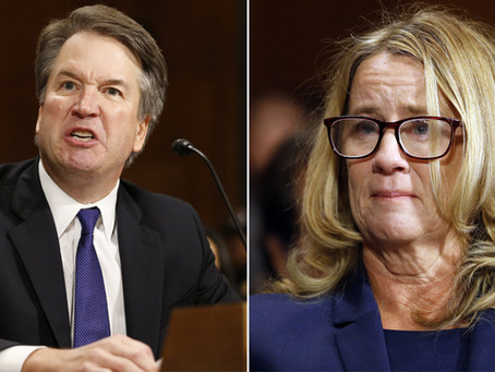 Reason Speaks Softly But Screams to be Heard – Kavanaugh VS Ford