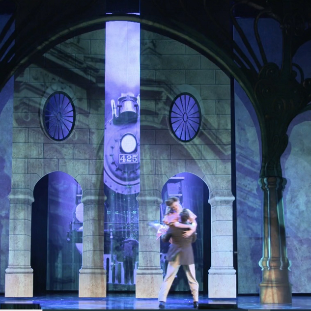 An American in Paris Executive Producer:  Big League Productions Scenic Design:  Randel Wright
