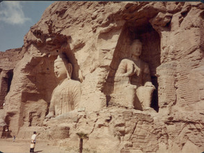 A Look into the Yungang Grottoes