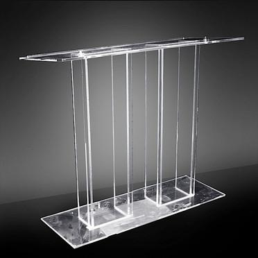 DP – Transparent Plexiglass Double