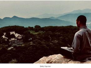 Staying Calm During Times of Stress: 3 Tips from a Shaolin Monk