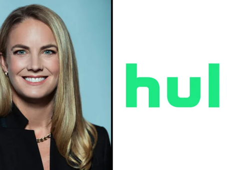 Hulu CEO is Kelly Campbell