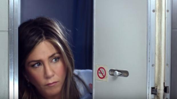 Emirates Ad with Jennifer Aniston