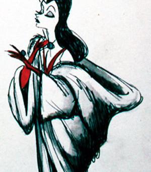 Cruella De Vil. My Hero.