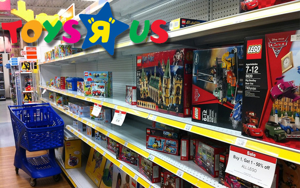 What killed Toys R Us