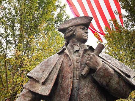 John Adams, Thomas Jefferson ... and Joe Biden?