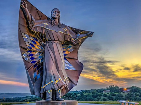 Her Monuments: Dignity of Earth and Sky