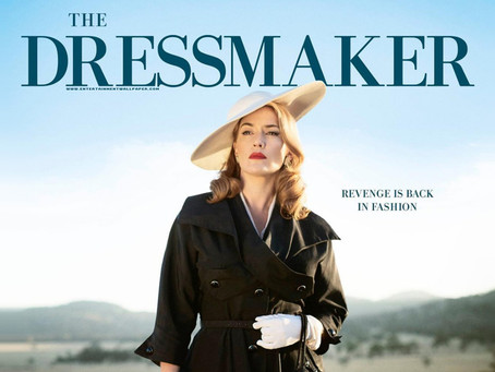 The Girl on the Train; The Dressmaker