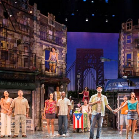 Theater Under the Stars: West Side Story