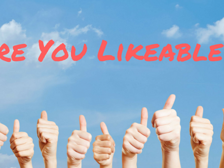 Being Likeable