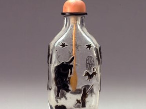 Year of the Ox Snuff Bottles