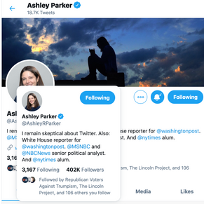 Ashley Parker: Leading the Way to Gender Equity