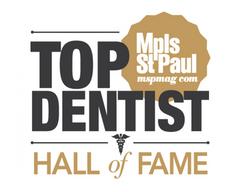 O'Kane & Monssen Named to Hall of Fame for Mpls.St.Paul Magazine's 'Top Dentist' Honors