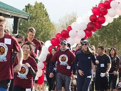 O'Kane & Monssen Raises over $700 for the Oral Cancer Awareness Walk/Run