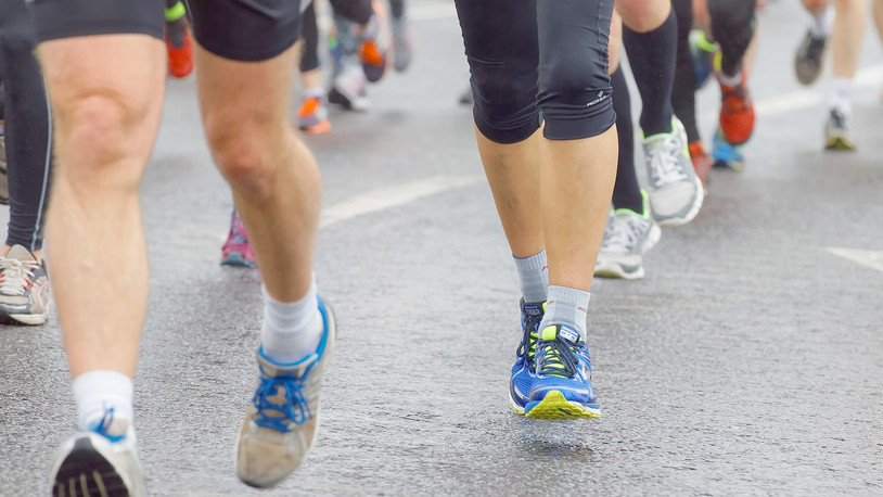 O'Kane & Monssen Preps for Oral Cancer Foundation 5K Walk/Run