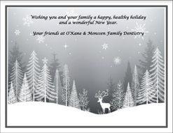 Have a Happy, Healthy Holiday!
