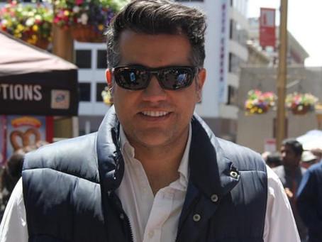 """Carlos Calero trabajará en programa que tendrá juego de """"chancleta voladora"""""""