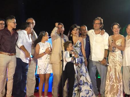 Comunicado 07: La televisión pública regional se consolida : 14 Premios India Catalina para Telecari