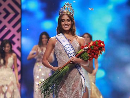 Valeria Morales nueva Señorita Colombia para Miss Universo 2018