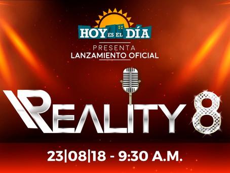Comunicado 53: Telecaribista, hoy es el día de lograr tu sueño con Reality Ocho