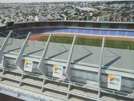 El Metropolitano tendrá una nueva cubierta en seis meses