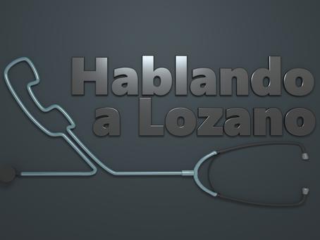 Comunicado 40: La salud llega a Telecaribe Hablando a Lozano.