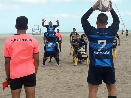 Segunda fecha de la Copa Cactus de Rugby