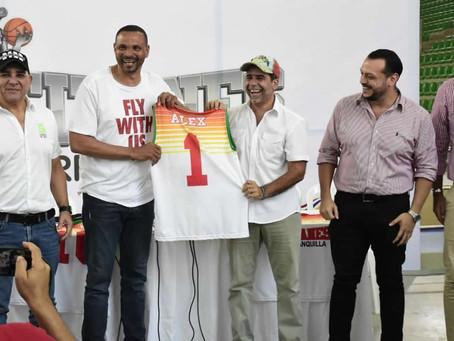 Titanes será el nuevo equipo de Barranquilla en el Baloncesto colombiano