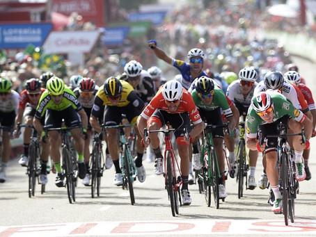 Nelson Soto fue protagonista en la Vuelta a España