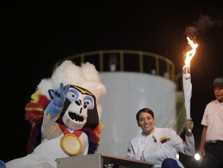 Comunicado 38: Telecaribe transmitirá el recibimiento del fuego de los XXIII Juegos Centroamericano