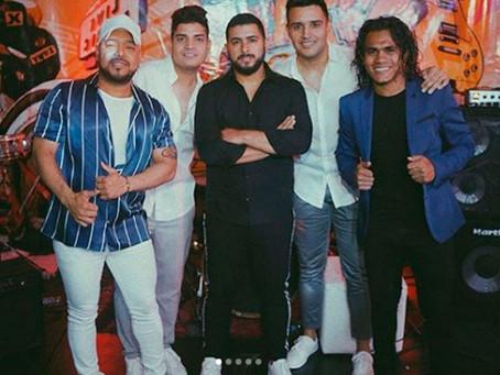 El grupo de vallenato Kvrass regresa a su formato inicial