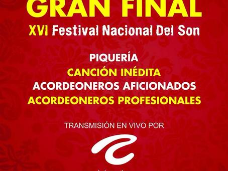 Comunicado 61: Hoy Telecaribe transmitirá la final del Festival Nacional del Son