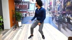Richard de 3 Golpes, te invita a bailar esta facil coreografía ¡bailemos juntos telecaribistas!