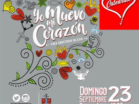 Comunicado 62: Hoy Telecaribe transmite #Catedraton15años.