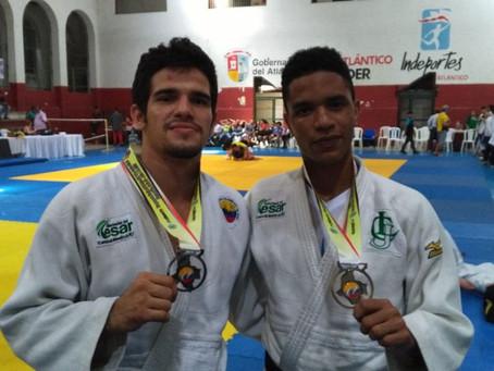 Dos cesarenses se alistan para Mundial de Judo en Bahamas