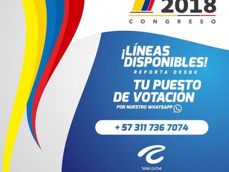 COMUNICADO 09: Telecaribistas tienen hoy una cita con la democracia