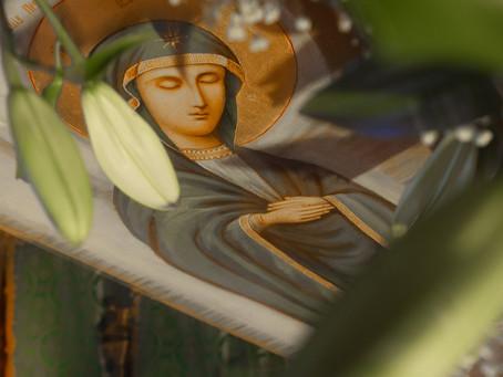 С Праздником Успения Приснодевы Марии